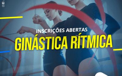 Adat abre inscrições para turmas da ginástica rítmica